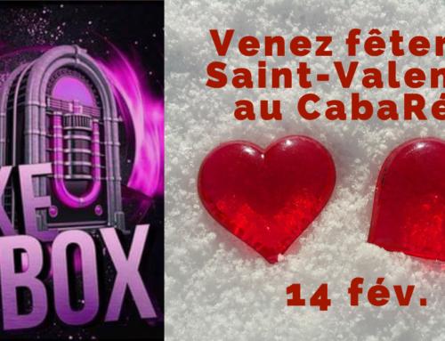 La Saint-Valentin au CabaRé
